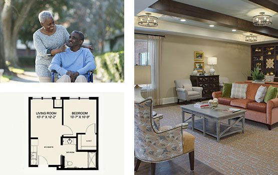 Assisted Living Facility in Richmond, TX   The Delaney at